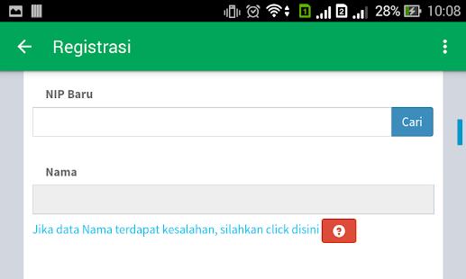 6 e-PUPNS App screenshot