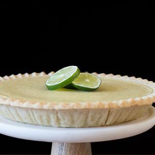 Easy Creamy Lime Pie