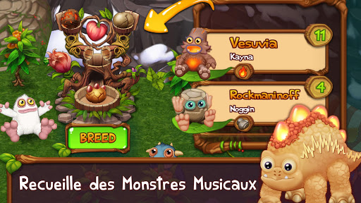 My Singing Monsters: Dawn of Fire  captures d'écran 1