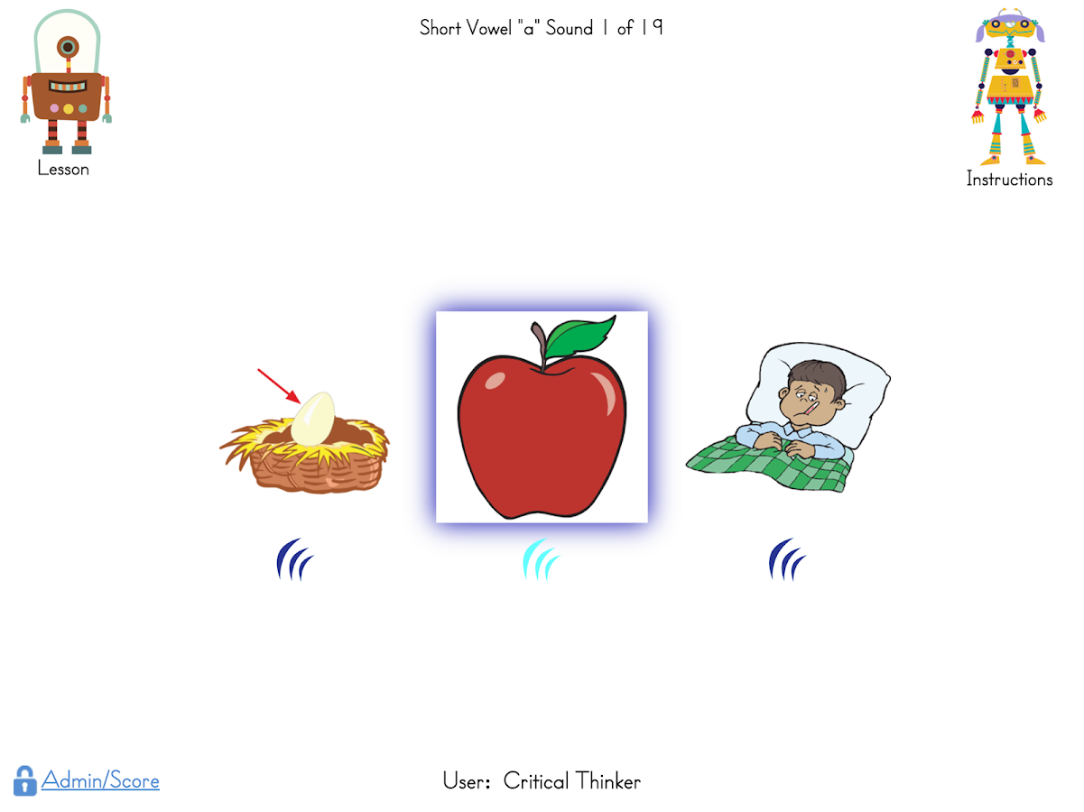 Fun-Time Phonics-Learn to Read- screenshot