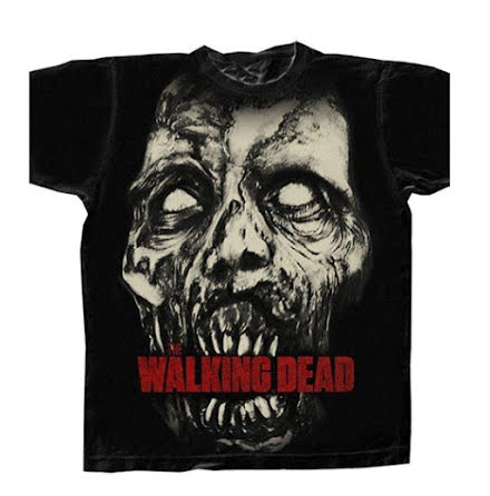 T-Shirt - Bold Walker