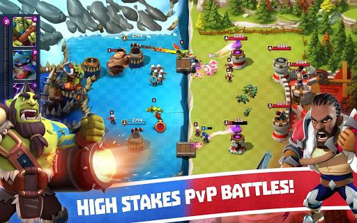 Castle Creeps Battle screenshot 12