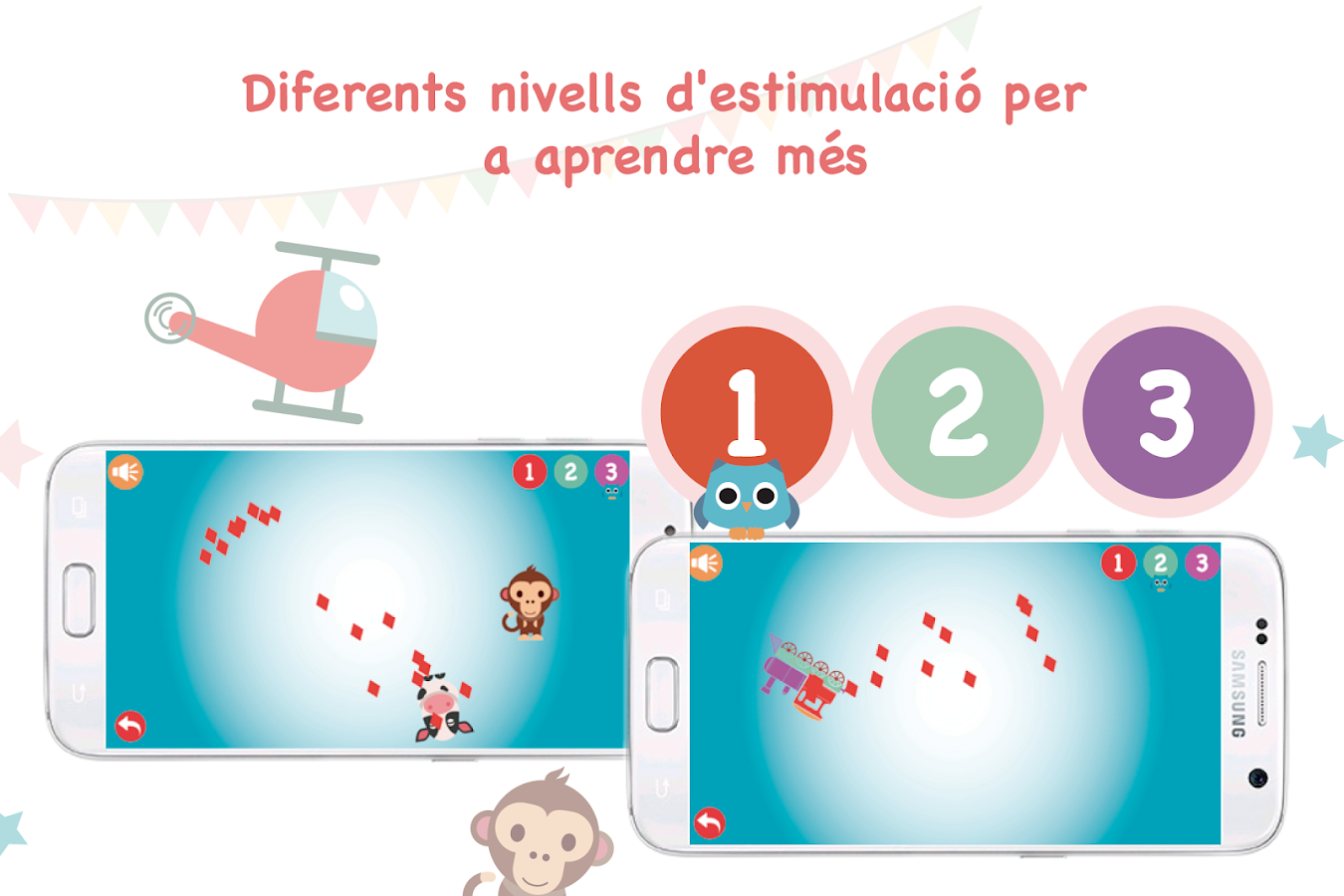 Smart Baby Sensory Stimulation: captura de pantalla