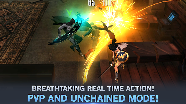 DC UNCHAINED (Unreleased) APK screenshot thumbnail 10