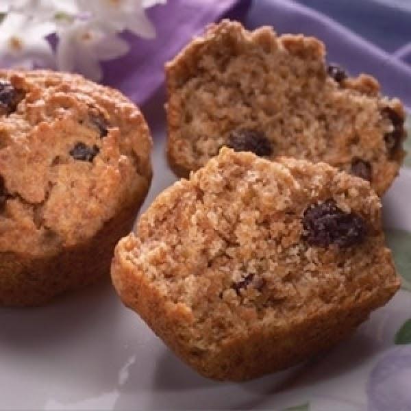 Molasses Spice Muffins Recipe