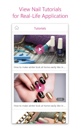 YouCam Nails - Manicure Salon for Custom Nail Art  screenshots 4