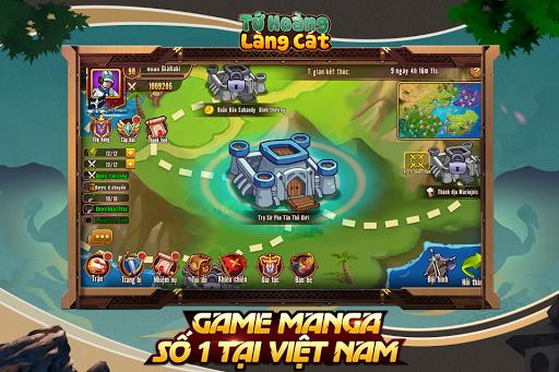 Code Triche Tứ Hoàng Làng Cát - Tu Hoang Lang Cat  APK MOD (Astuce) screenshots 1