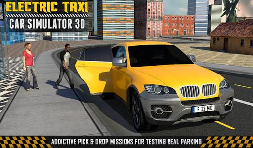 免費下載模擬APP|전기 택시 차량 시뮬레이터 3D app開箱文|APP開箱王