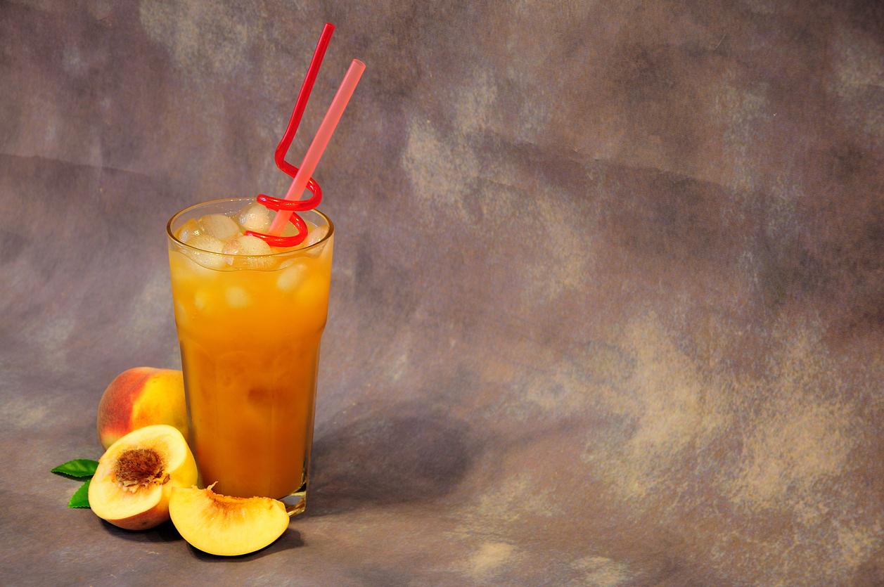 Osviežujúca ovocná limonáda