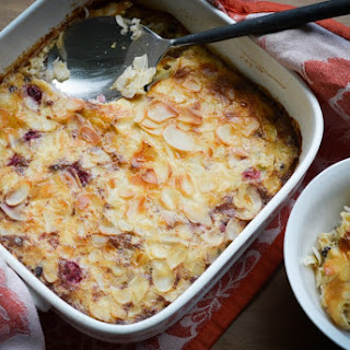 Baked Brown Rice Pudding