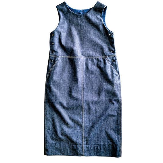 The whittaker - klänning