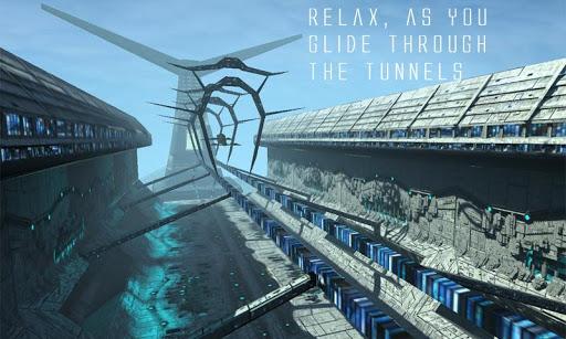 ... Sci Fi HD: 3D Live Wallpaper screenshot 2 ...