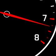 Analog Tachometer  Icon