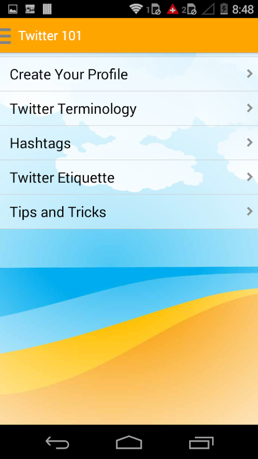 TweechMe- screenshot