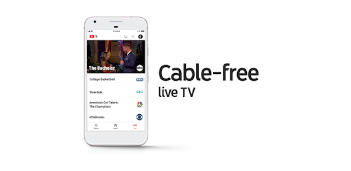 Youtube Tv Watch Record Live Tv Apps On Google Play
