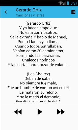 Download Gerardo Ortiz Fuiste Mía Musica Y Letras Google Play