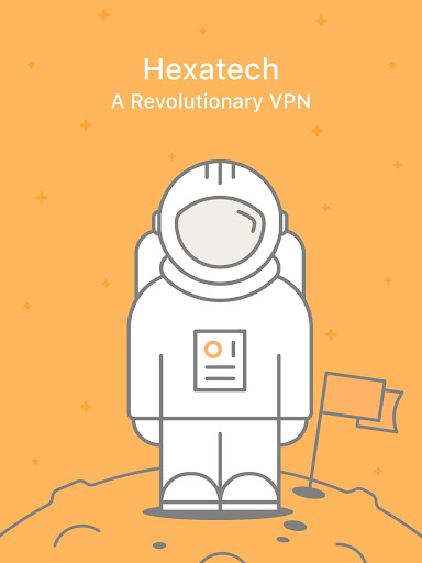VPN Proxy by Hexatech - Secure VPN & Unlimited VPN screenshot