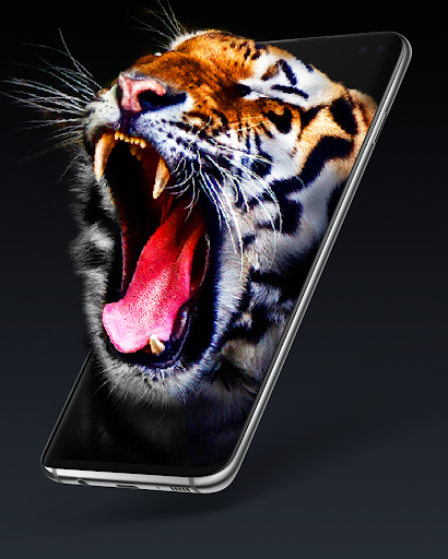 Live Wallpapers 4Κ & 3D/HD Backgrounds: GRUBL™ screenshot 3