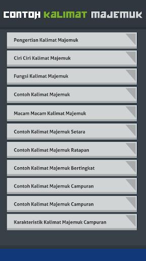 Contoh Kalimat Majemuk Apk Download Apkpure Co