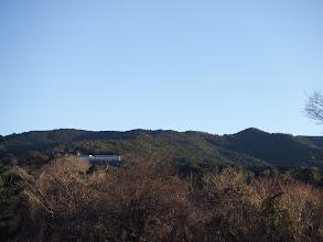2週間前に登った観音山の少年自然の家