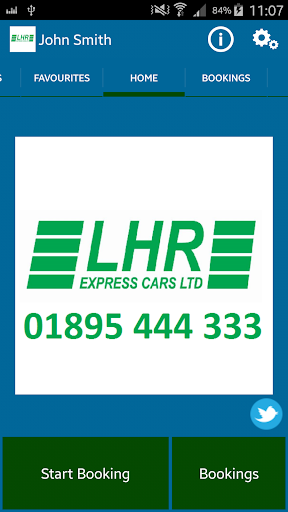 【免費交通運輸App】LHR Express Cars Ltd-APP點子