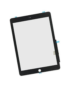 iPad 9.7 6th Gen 2018 Touch Digitizer Original Black