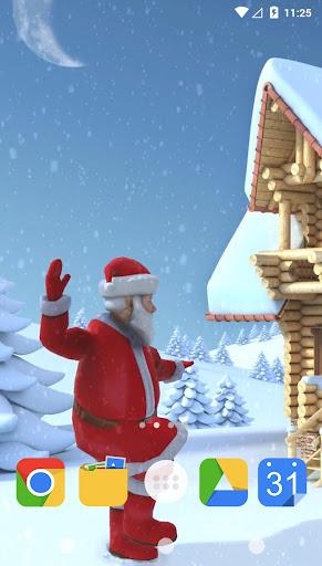 無料个人化AppのサンタクリスマスダンスライブWP|記事Game