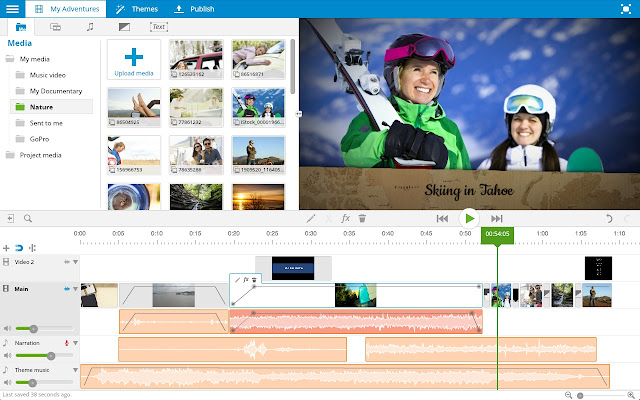 WeVideo - Video Editor and Maker - Chrome Web Store