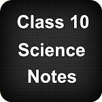 Class 10 Science Notes Icon