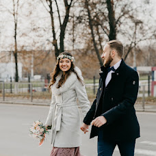 Wedding photographer Mariya Zhandarova (mariazhandarova). Photo of 20.11.2017