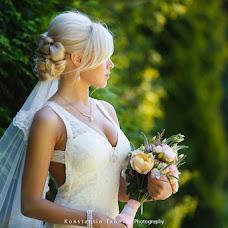 Wedding photographer Konstantin Tronin (castenoid). Photo of 29.02.2016