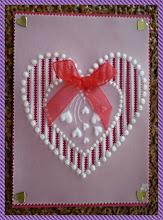 """Photo: """" cœur """"  envoyée à Elisabeth ."""