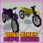 Bikes for Minecraft MCPE Addon
