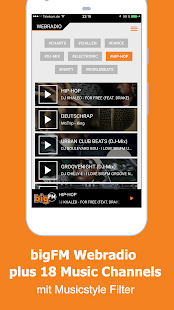 bigFM Radio- screenshot thumbnail