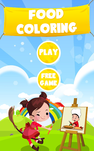 Cooking Coloring Game