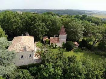 propriété à Castelnau-Montratier (46)