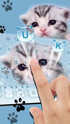 Cute Kitty Cat Keyboard 10001004 screenshots 2