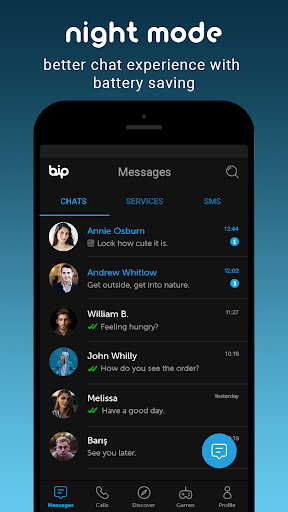 BiP – Messaging, Voice and Video Calling screenshot 3