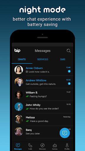 BiP u2013 Messaging, Voice and Video Calling 3.64.16 screenshots 4