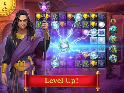 Cradle of Empires Match-3 Game Mod Apk 6.9.6 (Free Shopping) 8