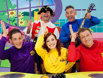 The Wiggles - poster