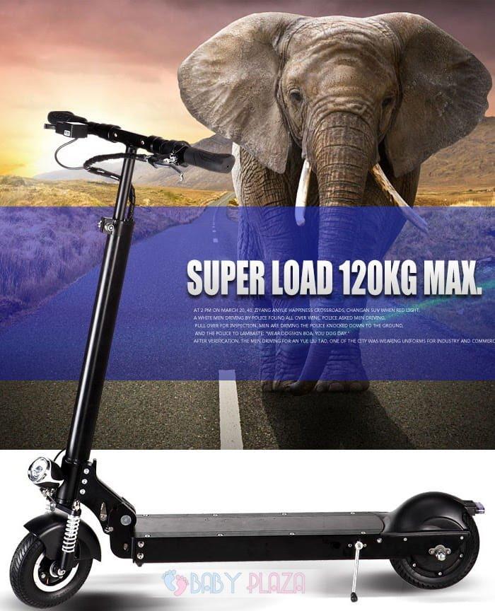 Xe trượt điện scooter M5 cao cấp 5