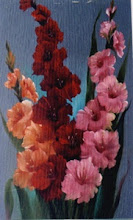 Photo: KP27 Gladiolus (for 12 x 24 canvas) $6.99