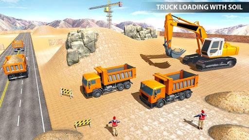 Heavy Sand Excavator Simulator 2020 modavailable screenshots 2