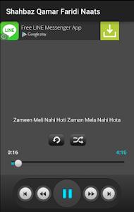 Shahbaz Qamar Faridi All Naats screenshot 2