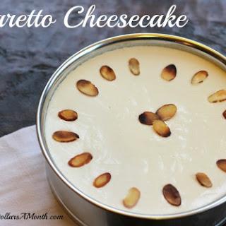 Mrs. Hillbilly's Amaretto Cheesecake
