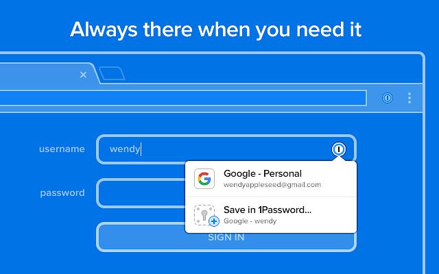 1Password X – Password Manager