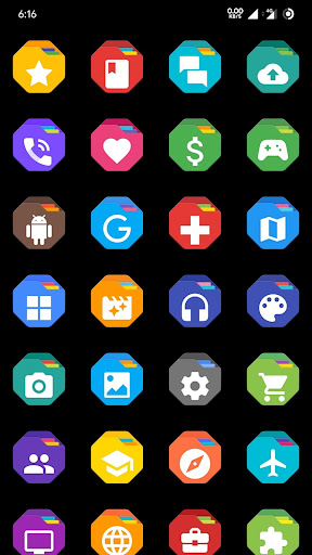 Octane icon pack screenshot 3