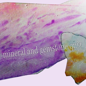 Mineral and Gemstone quiz