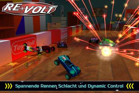 RE-VOLT Classic(Premium) - 3D Screenshot